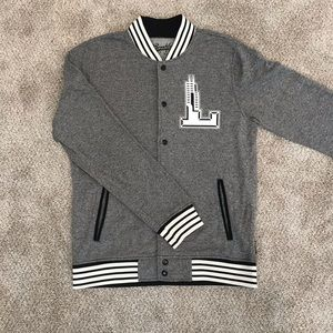 Lollapalooza Varsity Jacket - Brooklyn Cloth
